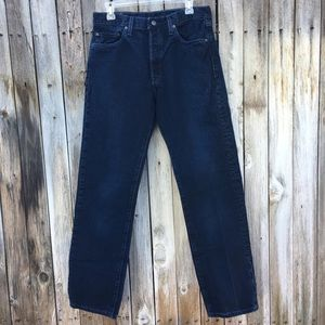 Levi's Vintage 501 Button Fly Jeans 33